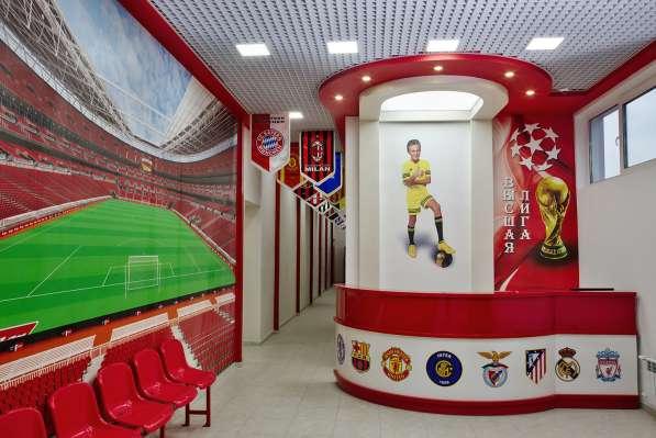 Центр Игровых Видов Спорта