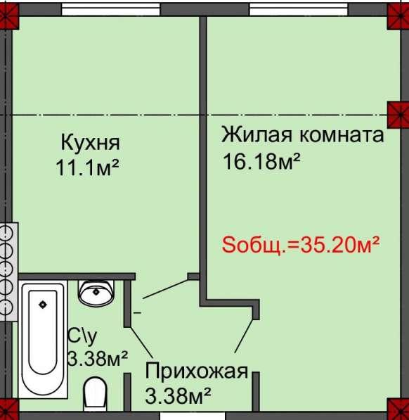 Продам 1-к Севастополь