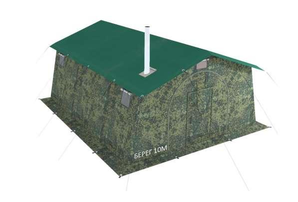 Каркасная палатка 10М1 (однослойная) в Казани фото 3