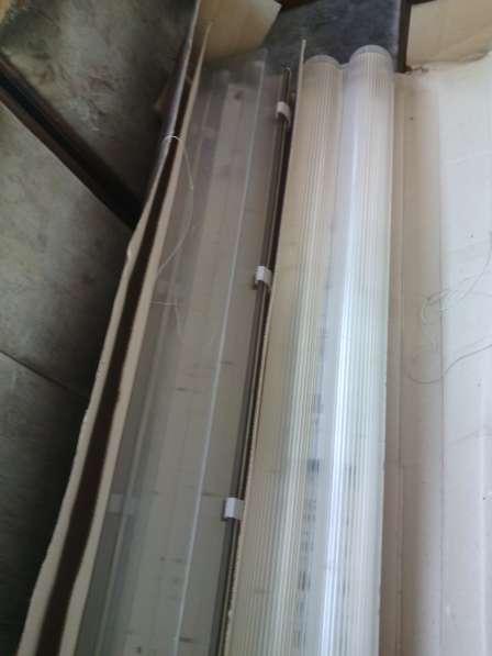 Лампа для вертикального солярия