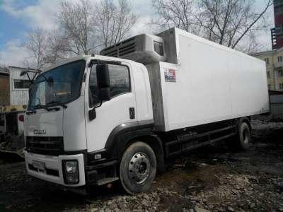 грузовой автомобиль Isuzu FVR34Q