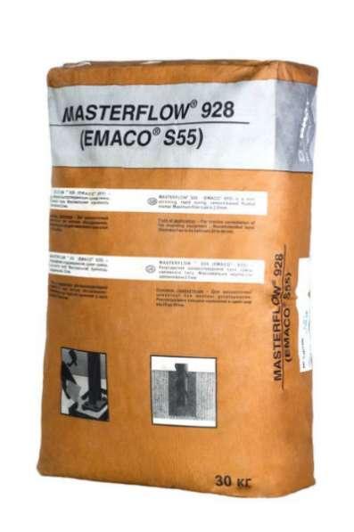 Эмако S55 / emaco S55 (masterflow 928)