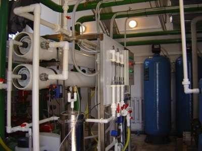 Модульные установки очистки воды Сокол. ЗАО ЭкоПромКомпания М-О