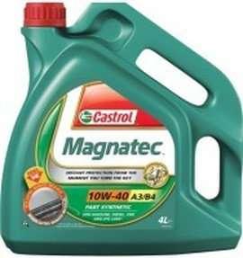Масло моторное Castrol Magnatec 10W-40 A3/B4 - 4lt