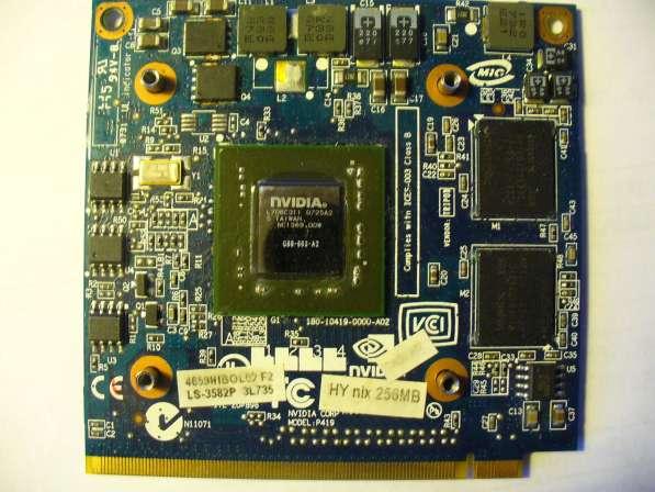 Видиокарта для ноутбука nVidia GeForce 8400M GT