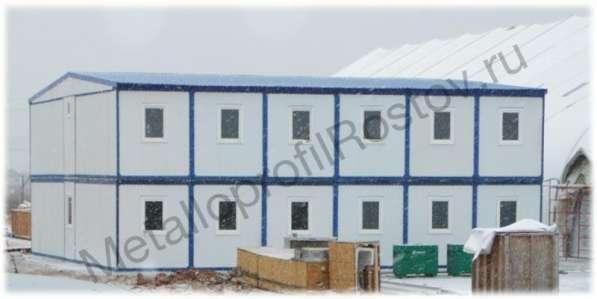 Модульные здания под ключ