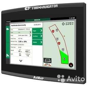 AvMap G7 Агронавигатор