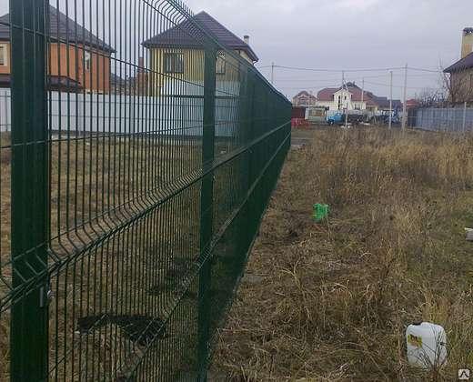 Еврозабор 3Д забор 1730 х 3000 х 4 мм