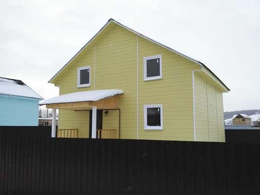 Продается новый дом в г. Дмитров,2-й Ревякинский переулок