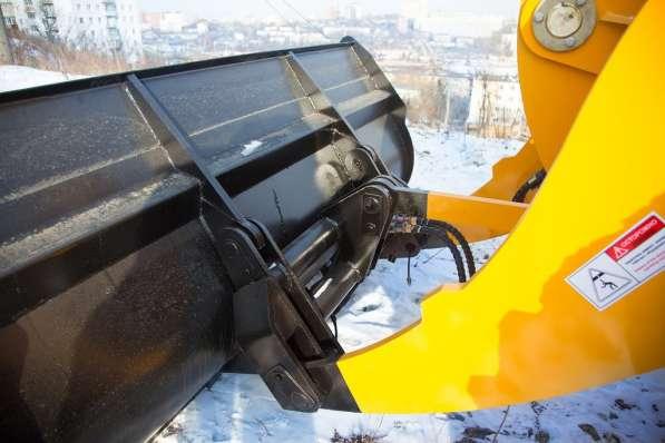 Фронтальный погрузчик Shanlin GR2R(ZL30) в Южно-Сахалинске фото 9