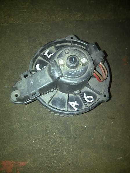Audi A-6(C5) моторчик печки