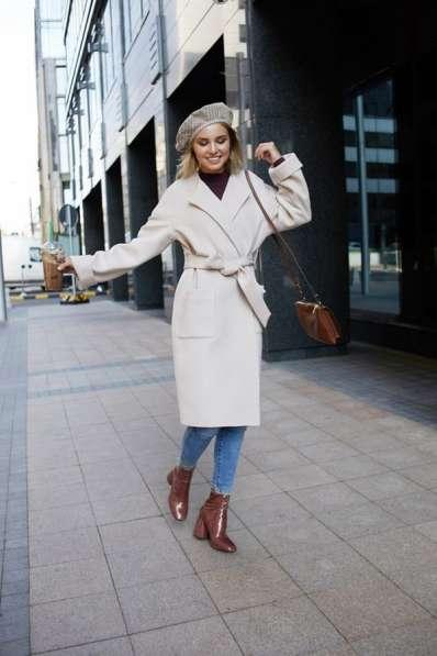 Изготовление стильных пальто, пончо из всех видов ткани в Новосибирске фото 7