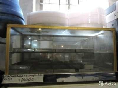 торговое оборудование Тепловая витрина N316