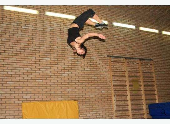 Любительская секция акробатики и батутной подготовки в Москве