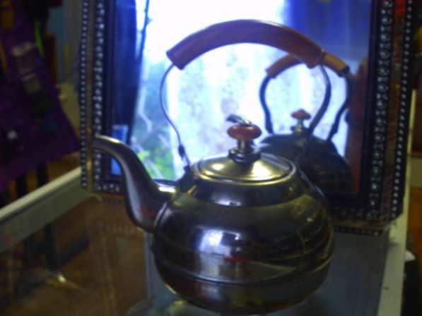Чайник металлический Германия