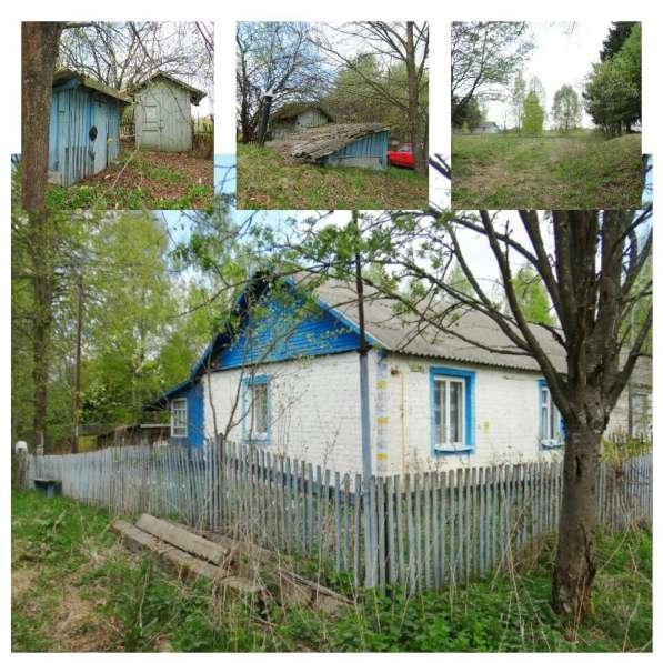 Земля с домом 129 соток