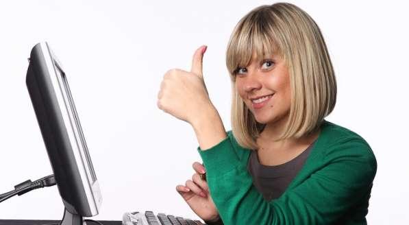Интернет-менеджер. Работа на дому!