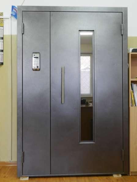 Двери подъездные; домофона и тамбурные в Новосибирске фото 9