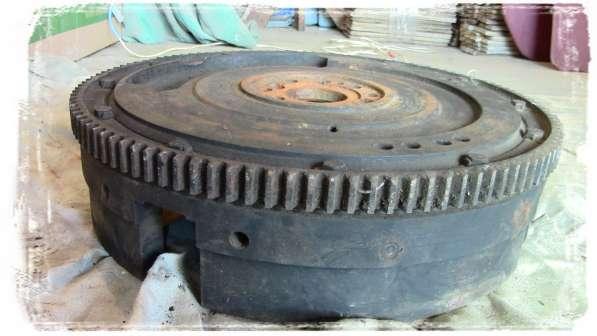 Маховик двигателя ЯМЗ-238 к МАЗ б/у недорого Беларусь