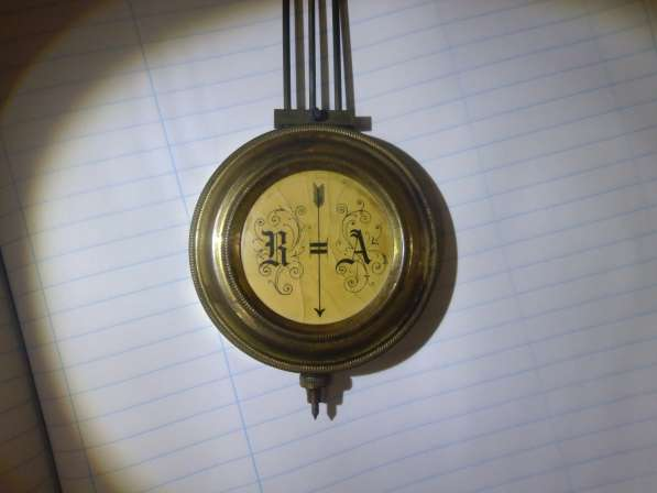 Продам маятник от старинных немецких часов.