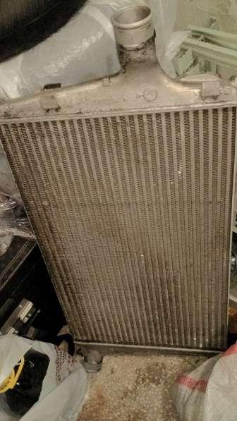 Радиатор интеркулер Audi A6 allroad quattro