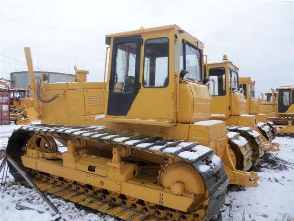 Новый бульдозер-болотоход Б10Б.0121-1В4