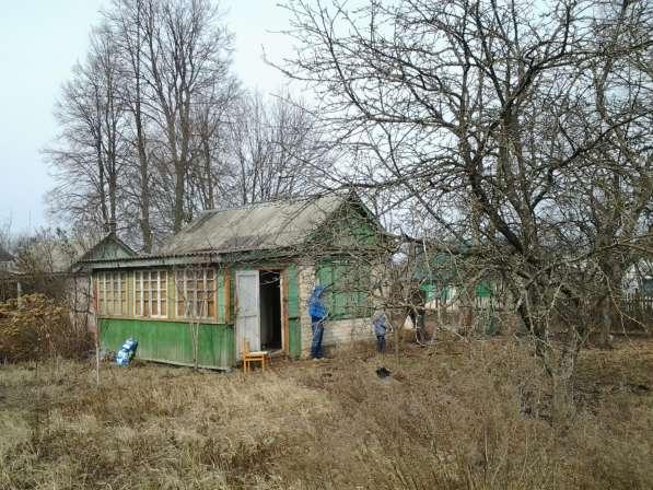 Дачный участок с домиком в районе города Орёл