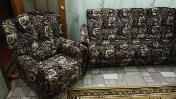 Диван и 2 кресла в Иванове