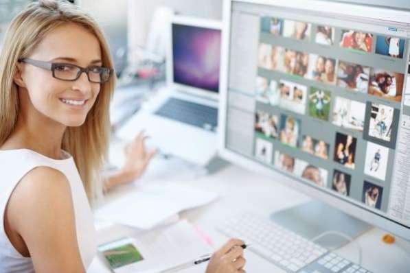 Сотрудник в интернет-магазин
