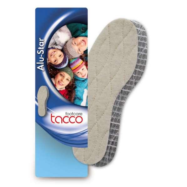Tacco Alustar Aрт.642 – стельки зимние оптом трехслойные теп