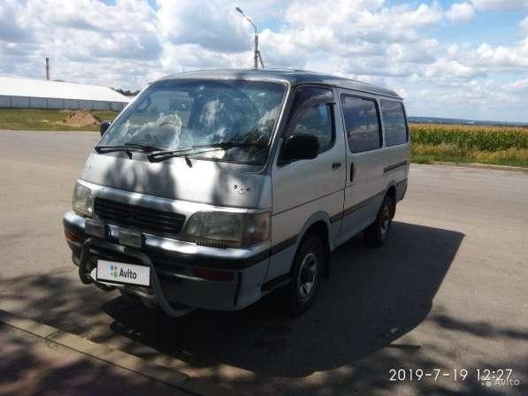 Toyota, HiAce, продажа в Шебекино в Шебекино фото 7