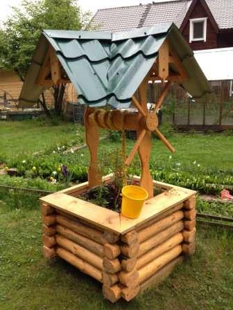 Садовая мебель, декоративные кашпо
