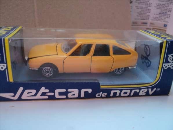 Модель автомобиля Ситроен
