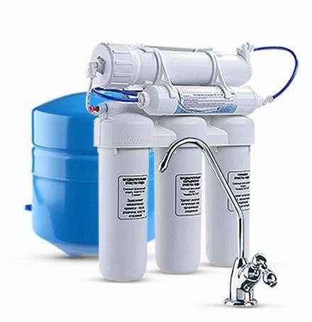 Фильтр для воды Осмо 50 исп 5