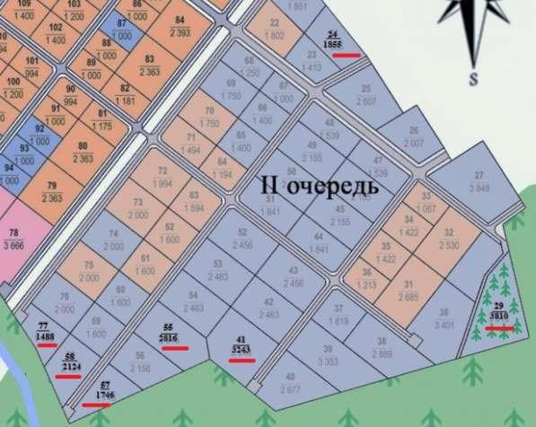 Дачные уч-ки у можайского водохрохронилища в Москве фото 3