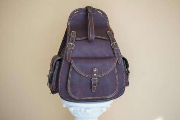 Кожаные рюкзаки для всех от производителя с доставкой! Заходи!