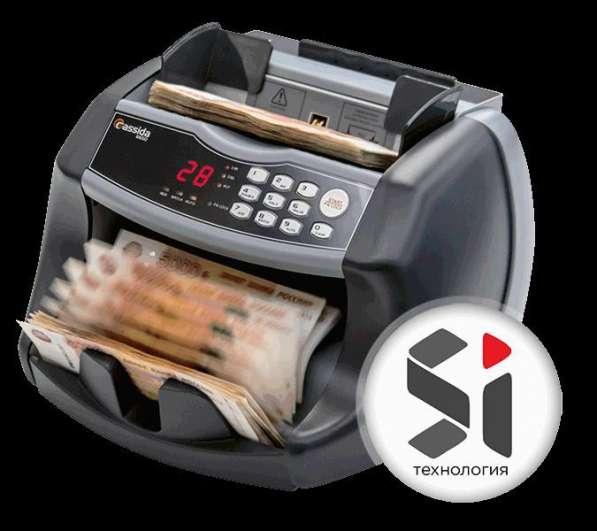 Счетчик детектор банкнот Cassida 6650 I/IR Антистокс