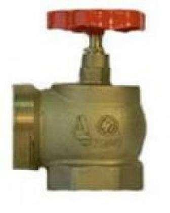 КПЛМ 50-1 латунный 90° муфта - цапка