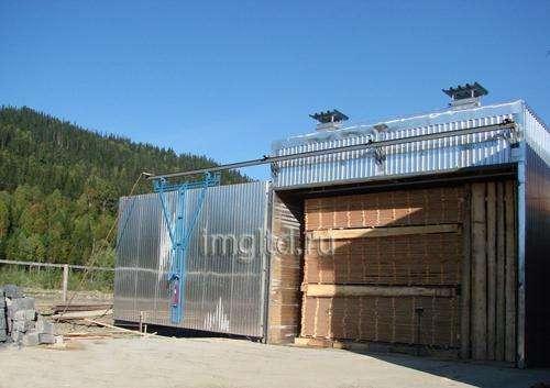 Сушильные камеры древесины IMG