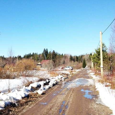 Земельный участок 8 соток САД в поселке Кравцово