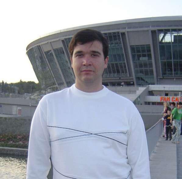 Юрий, 35 лет, хочет найти новых друзей