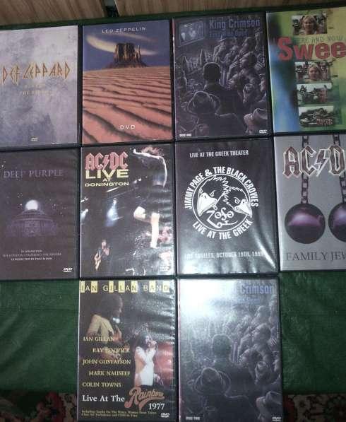 Коллекция рока DVD