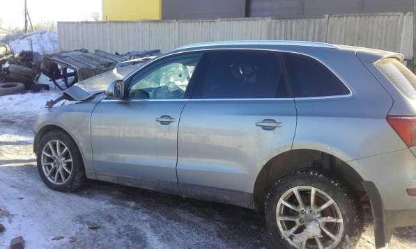 Продаю по запчастям Audi Q5 (8R) 2009 г