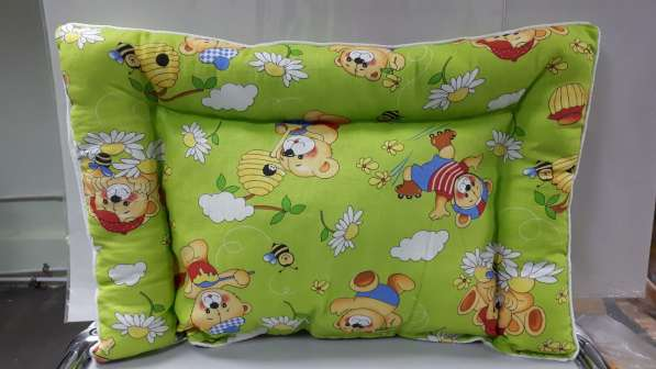 Подушка для новорожденного 40*60