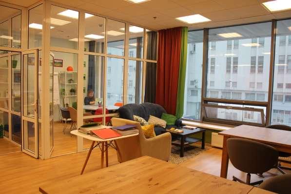 Рабочее место в офисе м. Строгино в Москве фото 4
