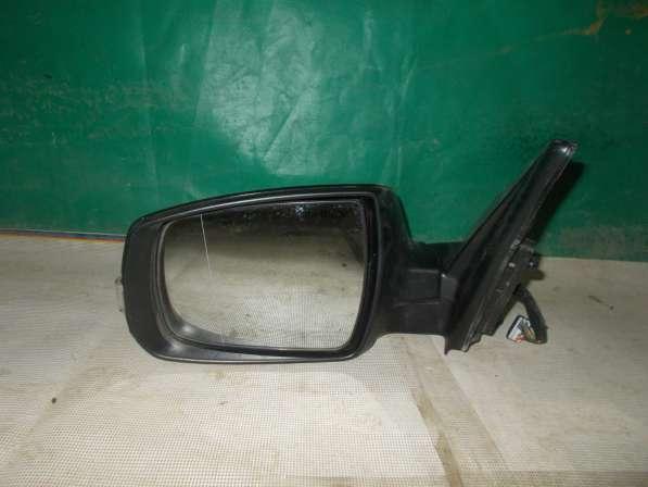 Левое зеркало на Kia Sorento