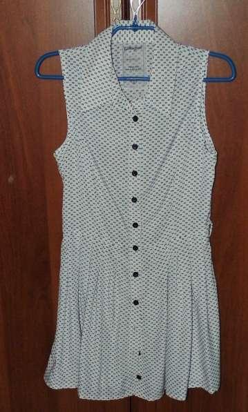 Платье на пуговицах Глория джинс новое р.42 ( лёгкое, мягк