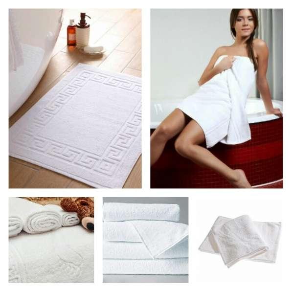 Полотенце-коврик