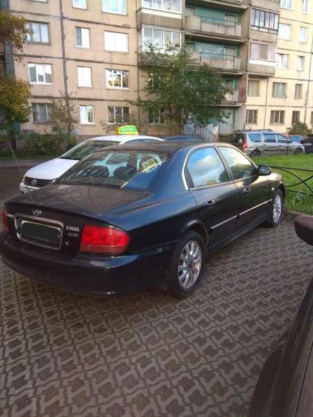 Hyundai, Sonata, продажа в Санкт-Петербурге в Санкт-Петербурге фото 10