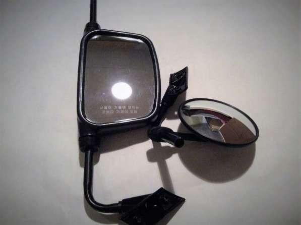 Зеркало правое с дугой к-т. 8712043800 Hyundai H100 Porter